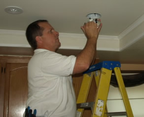 thousand oaks electrician recessed lighting installation